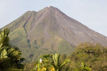 La Fortuna Volcano in Costa Rica