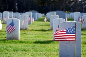 Memorial Day Weekend Flags